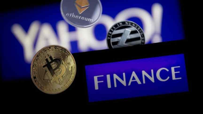 .yahoo finance and cryptocurrency