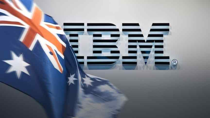 Australia and IBM blockchain