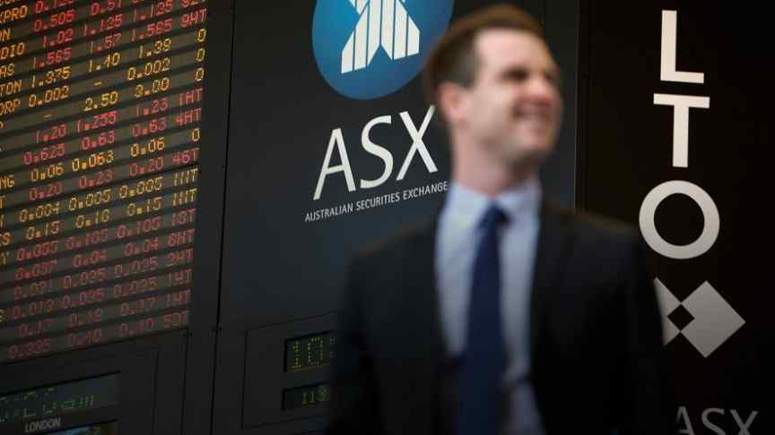 Australian Securities Exchange blockchain