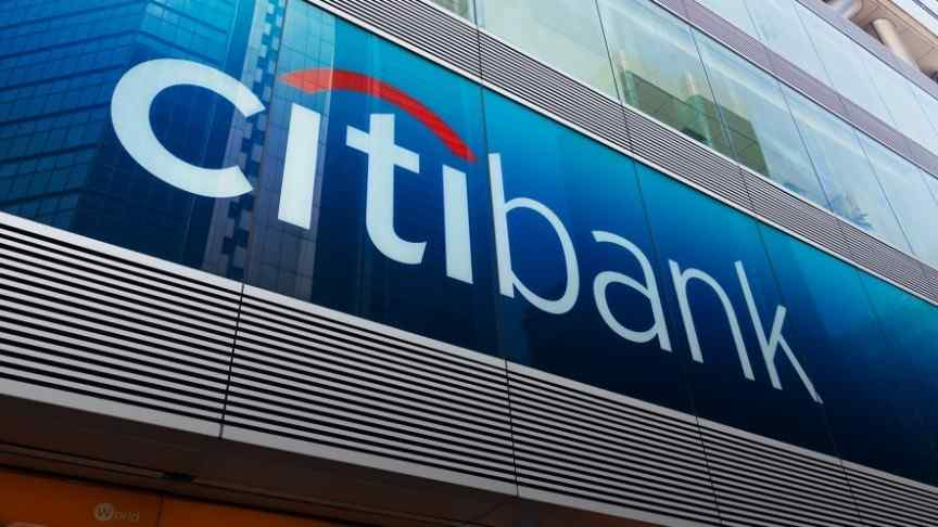 Citigroup cryptocurrency