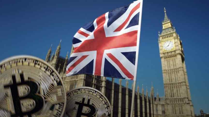 Britain and Bitcoin