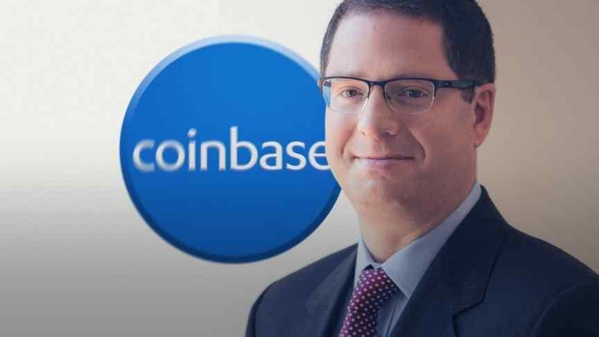 Coinbase Brian Brooks
