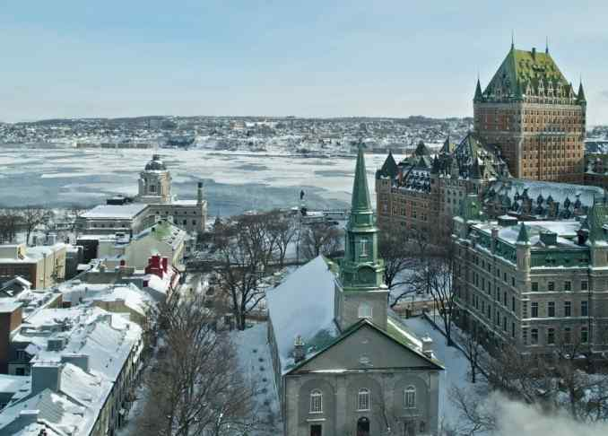 Bitcoin mining Quebec