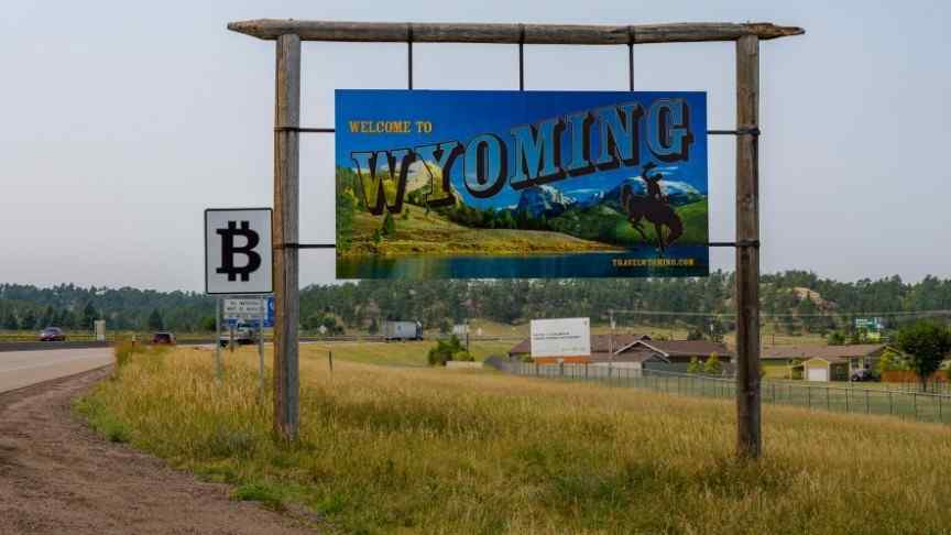 .wyoming blockchain