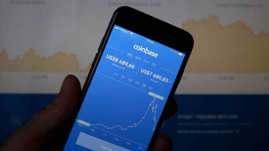 Coinbase funding