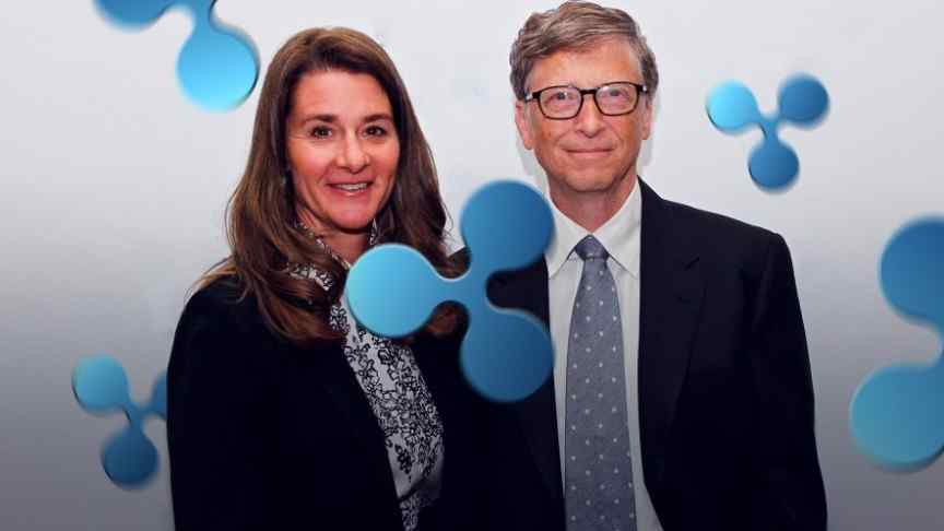 Ripple, Bill and Melinda Gates Foundation