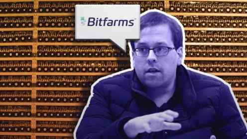 Bitfarms Founder