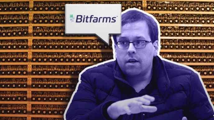 Bitfarms Founder