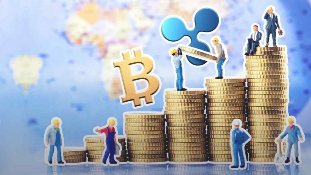 Ripple challenging Bitcoin
