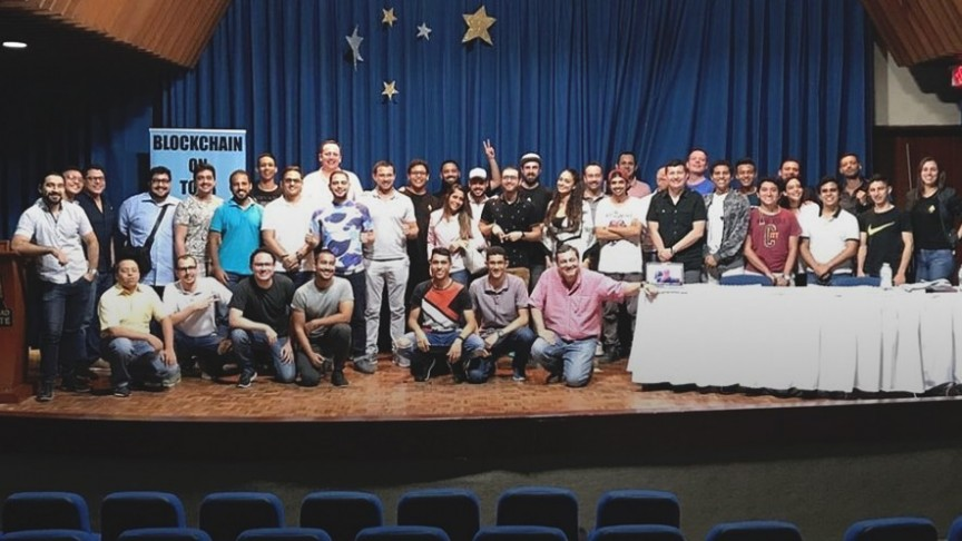 Blockchain on tour Latin America