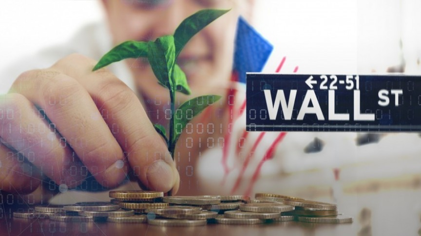 wall street investment in cryptocurrency