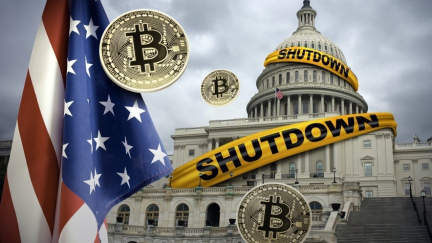 Government Shutdown and Bitcoin