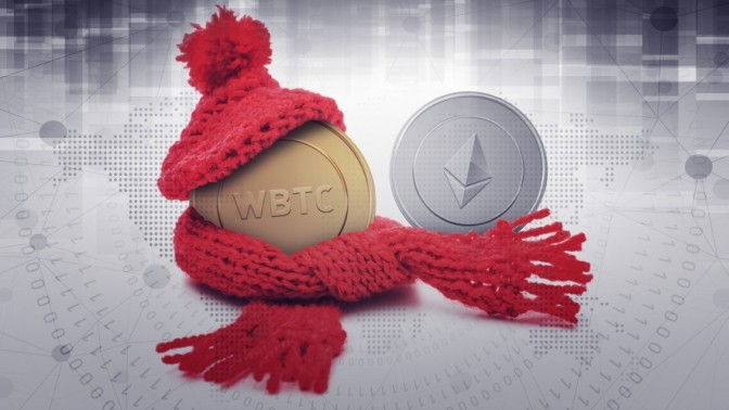 Ethereum wrapped tokens