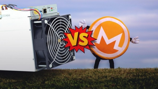 Monero and ASIC Mining