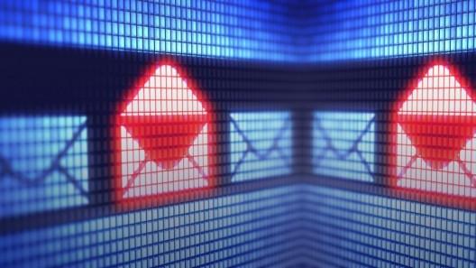 blockchain based email