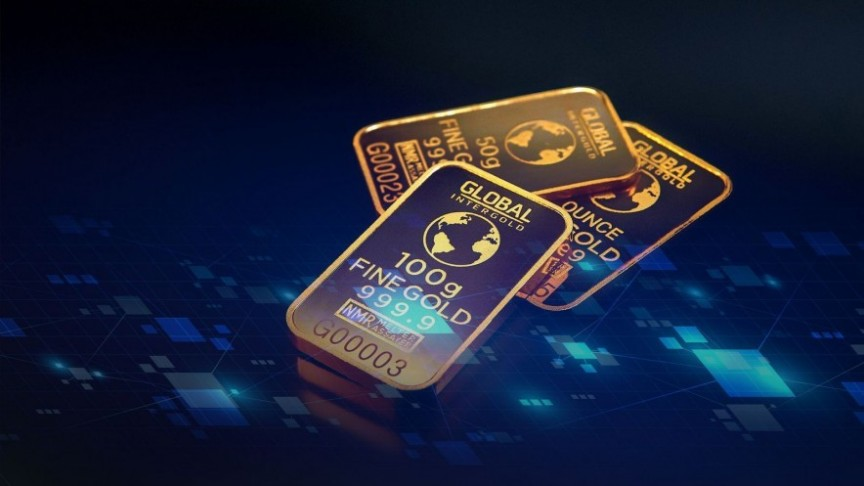commodity backed crypto currency wallet