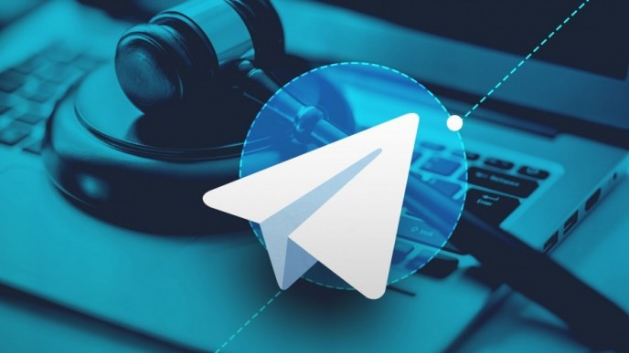 Telegram Legal Issues