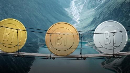 Bitcoin bridge tokens