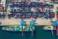 Supply chain with blockchain