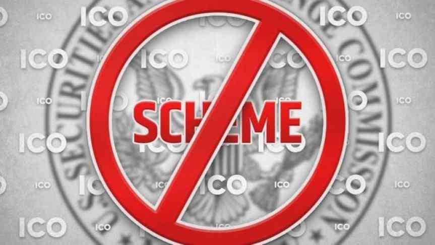 SEC got an emergency court order to halt a scam ICO