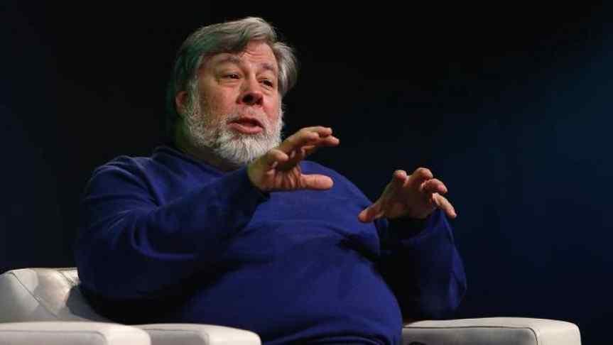 """Steve """"The Woz"""" Wozniak"""