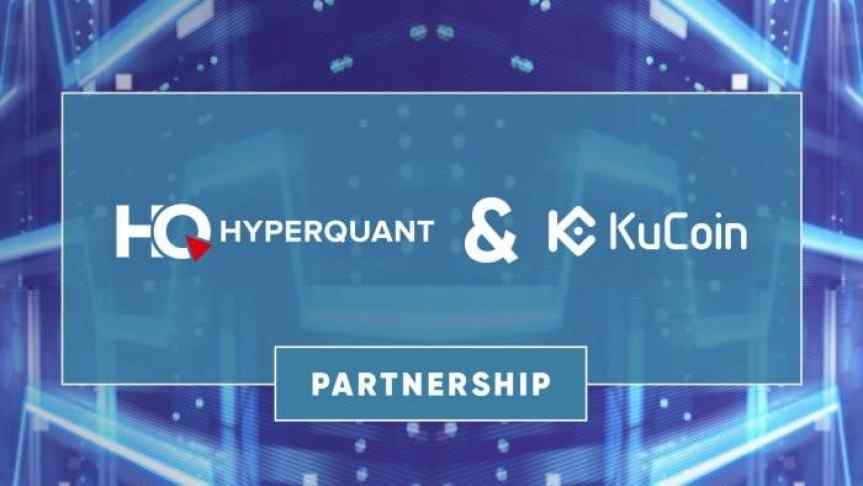 HyperQuant and KuCoin Collaboration