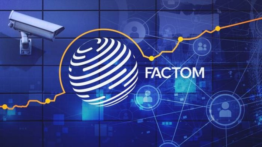 Factom Wins Homeland Security Blockchain Grant