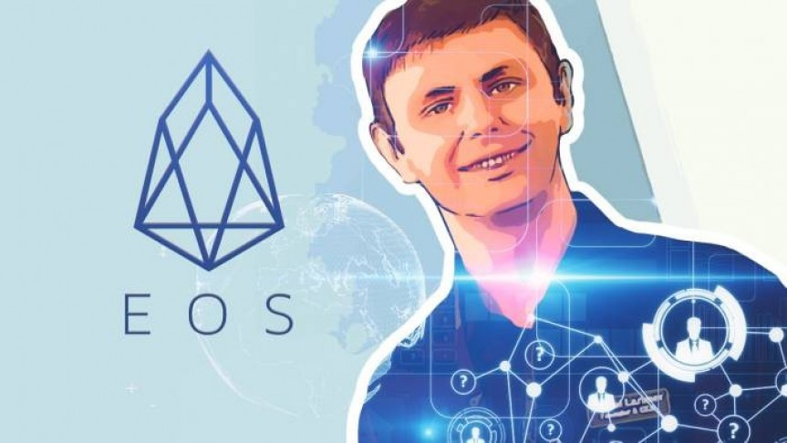 Daniel Larimer and EOS