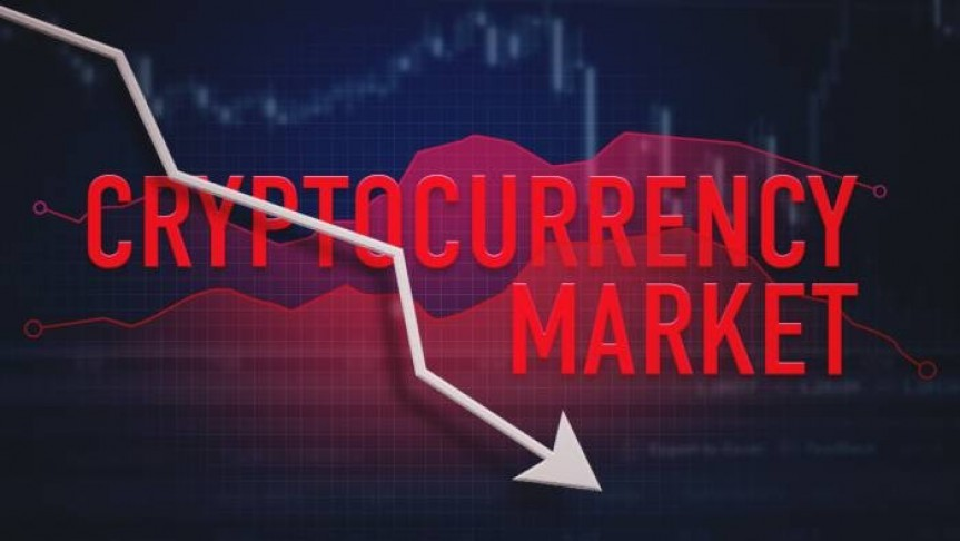 Cryptocurrency Market Decline