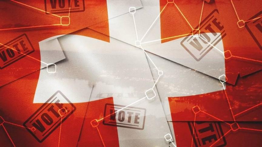 Zug Switzerland Test Blockchain Voting system