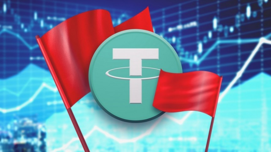 Bloomberg and Tether Battle