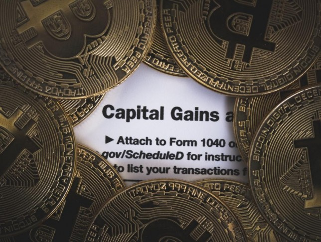 Capitol Gains for Digital Currency
