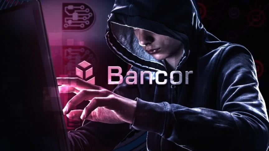 Bancor is hacked