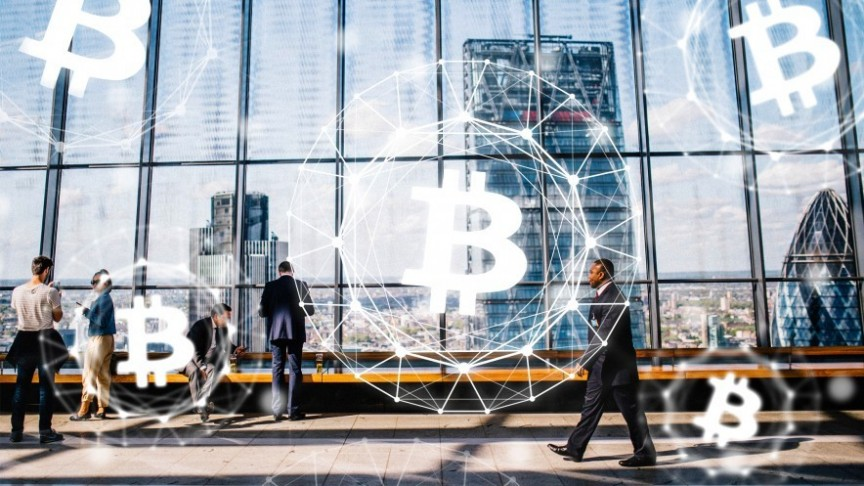 Bitcoiin and the financial sector