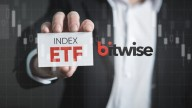 Bitwise ETF application