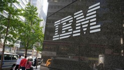 IBM building seen from street