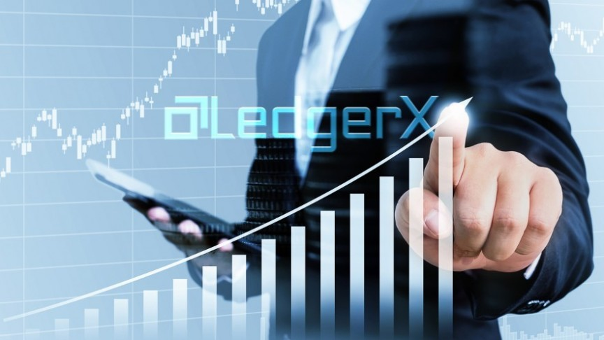 LedgerX Logo