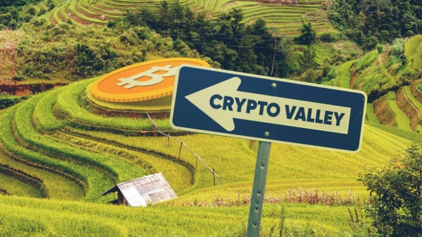 Crypto Valley of Asia
