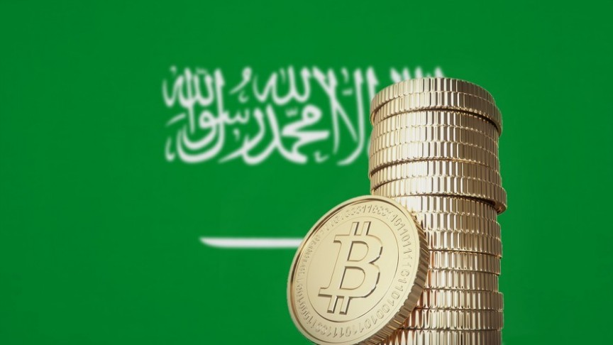 Saudi Arabia bitcoin.