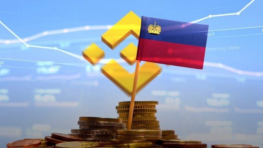 Binance liechtenstein