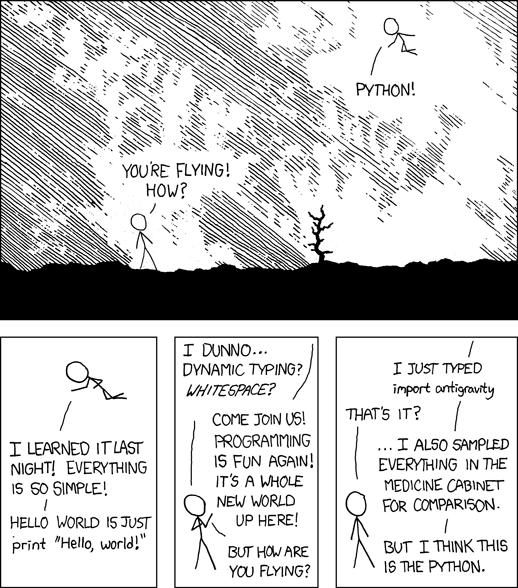 Ethereum Python Joke